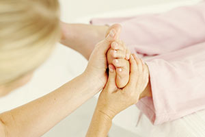 Experienced Reflexology Therapists at A Perfect Blend
