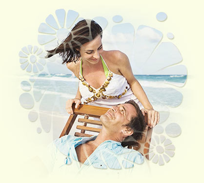 Couple escape day spa pamper package in Mooloolaba and Caloundra on the Sunshine Coast
