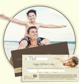 Fathers Day ideas, Massage Gift Voucher Caloundra and Mooloolaba