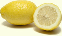 Create your own nail hardening recipe at home using lemons.