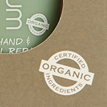 National Standards for Organic Personal Skin Care products, regulated guidelines that govern our organic certifications in Australia.