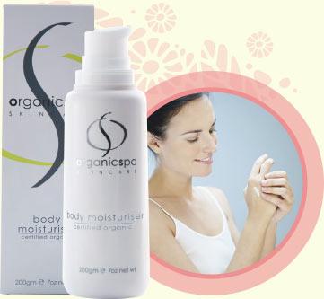 Special Offer for OrganicSpa Skin Care Body Moisturiser 200gm