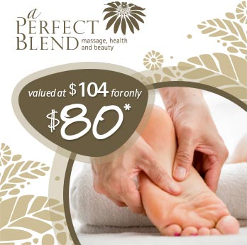 Head-to-Toe massage coupons.