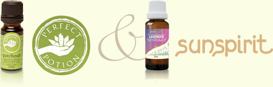 Perfect Potion and Sunspirit essential oils stockist, Caloundra and Mooloolaba on the Sunshine Coast Qld Australia
