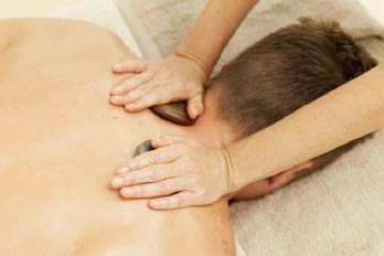 Soothing hot-stone massage to relieve deep muscular tension. Buy your gift voucher online for only $87, valued at $99