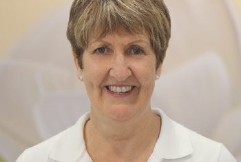 Sally Watson - Remedial Massage, Reflexology and Bowen Therapist. Sally is one of our most senior remedial massage therapists with many years hand-on experience.