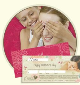 Mothers Day Gift Certificate, Massage, Facials, Pedicures and Beauty Treatments