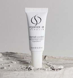 OrganicSpa Blemish Control, certified organic eye treatment, buy online with free delivery