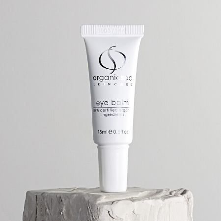 OrganicSpa Eye Balm, certified organic eye treatment, buy online with free delivery