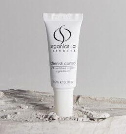 OrganicSpa Blemish Control, Certified Organic Skin Care Range