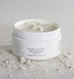OrganicSpa Body Butter, Certified Organic Skin Care Range