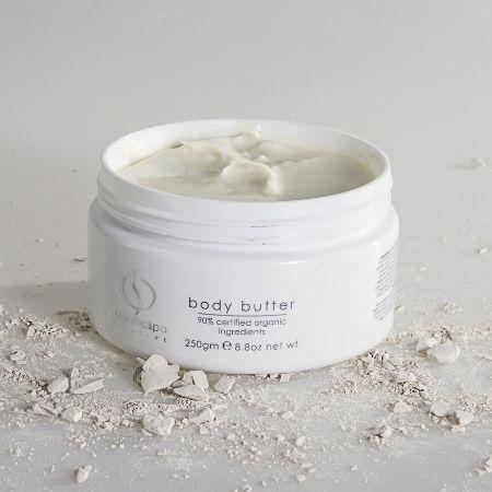 OrganicSpa Body Butter, Certified Organic Skin Care Range