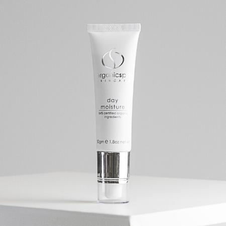 OrganicSpa Day Moisture 50gm, Certified Organic Skin Care Range