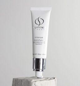 OrganicSpa Intense Moisture 100gm, Certified Organic Skin Care Range
