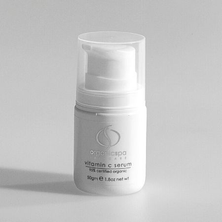 OrganicSpa Vitamin C Serum skin care treatment buy online