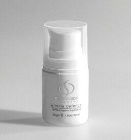 OrganicSpa Wrinkle Defense skin treatment, buy online certified organic