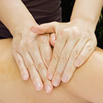 Professional cancer massage therapy