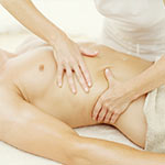 Deep Tissue massage for abdominal surgery recovery