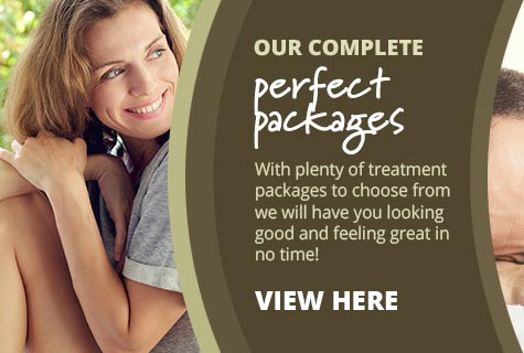 View our Complete Perfect Massage and Facial treatment Packages.