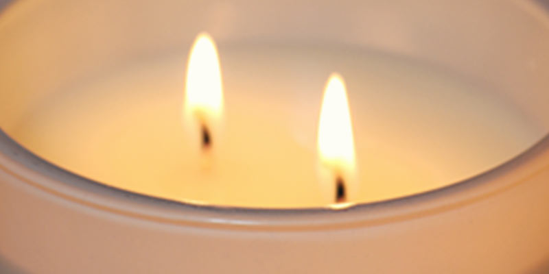 Buy Natural Organic Soy Candles at A Perfect Blend, Caloundra and Mooloolaba Qld