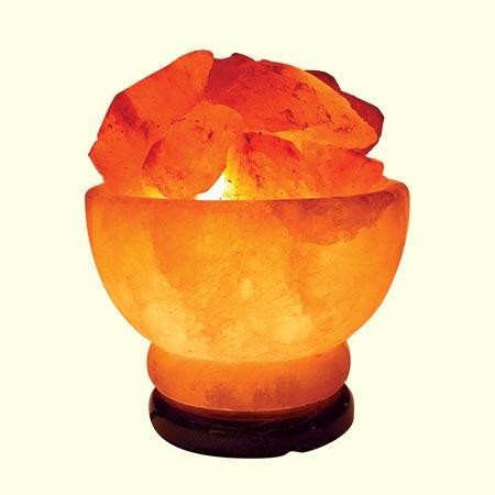 Fire Bowl Salt Lamps - Caloundra & Mooloolaba, Sunshine Coast Qld