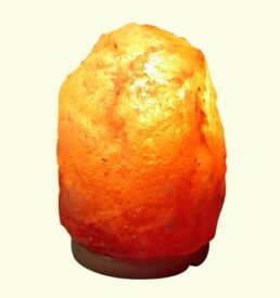 Himalayan Salt Lamp - Small Rough Crystal, A Perfect Blend Sunshine Coast Qld