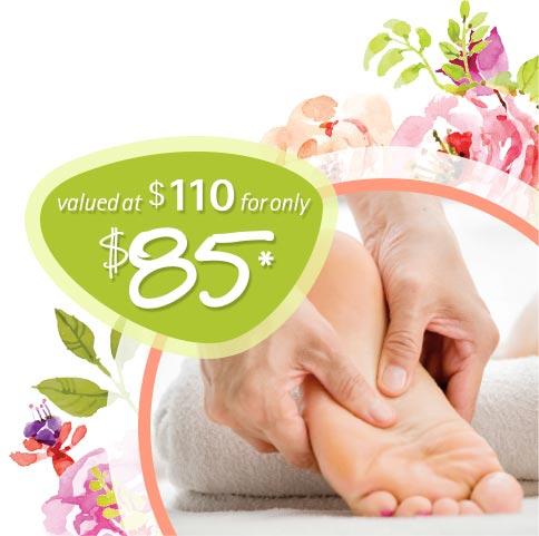 Spring Recovery massage coupons deals. Save $80.