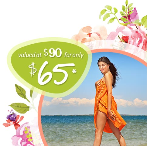 Spring Pedicure sienna nail polish coupons deals, near me. Caloundra, Mooloolaba Esplanade, Currimundi, Alexander Headland and Maroochydore