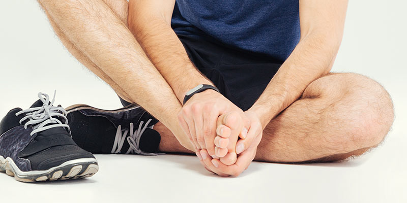 Plantar Fasciitis deep tissue massage therapy