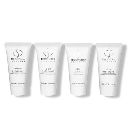 OrganicSpa Vital Minis Travel or Trial Pack. Buy Online with free delivery