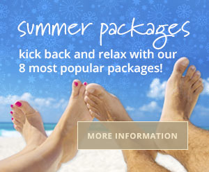 Summer Packages and Special Offer Deals